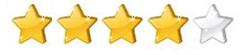 4 Hvězdy