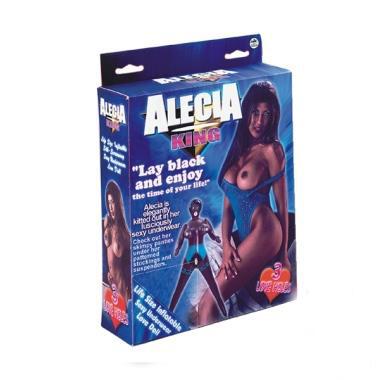 Nafukovací panna Alecia
