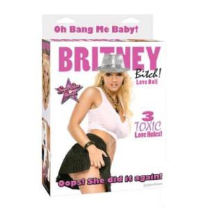 Nafukovací panna Britney